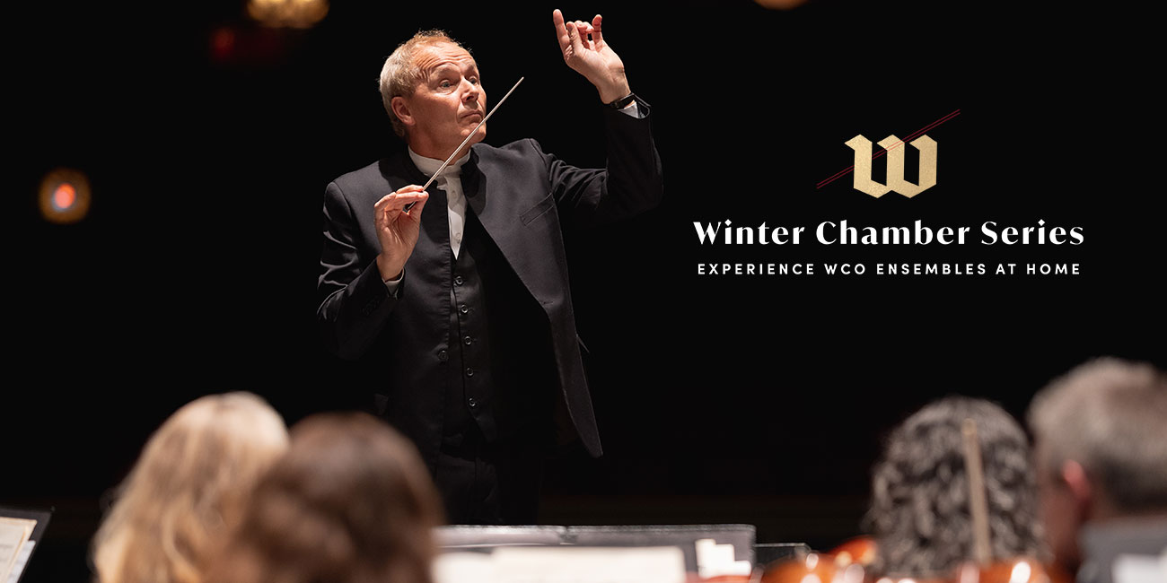 Wisconsin Chamber Orchestra - Winter Chamber Series Concert IV