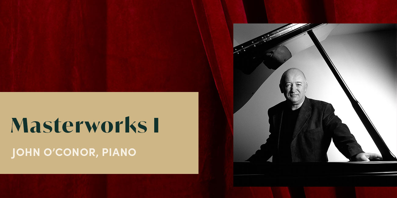 Wisconsin Chamber Orchestra with John O'Conor, Piano