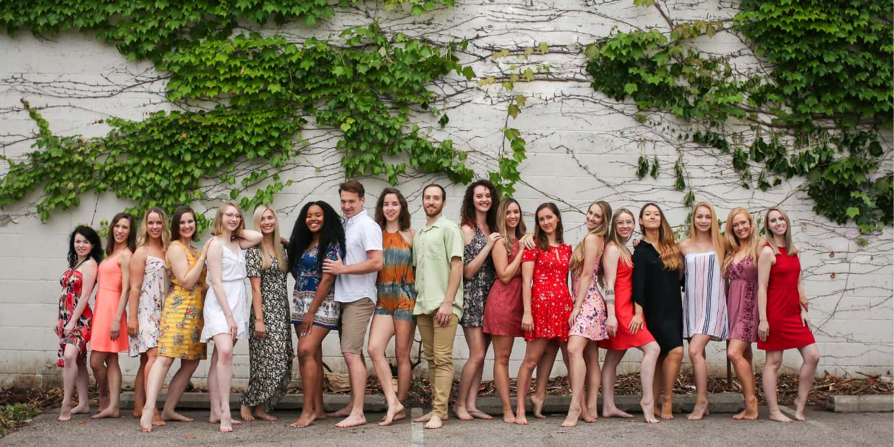 Madison Contemporary Dance - Joy in Nature