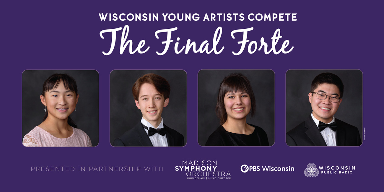 Madison Symphony Orchestra – The Final Forte