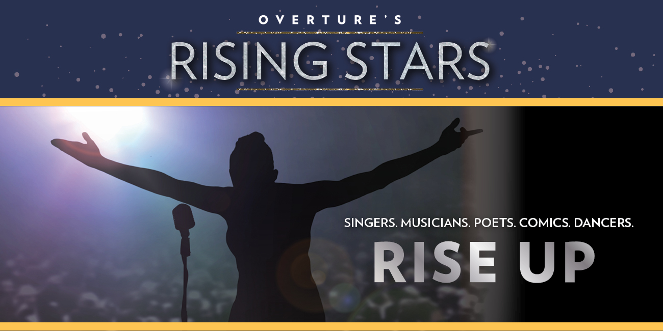 Overture's Rising Stars Finals