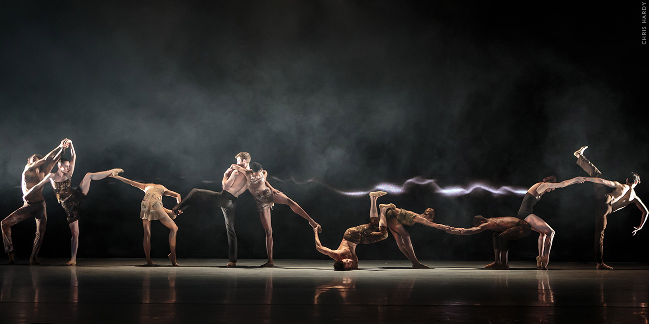 Alonzo King LINES Ballet: Figures of Speech