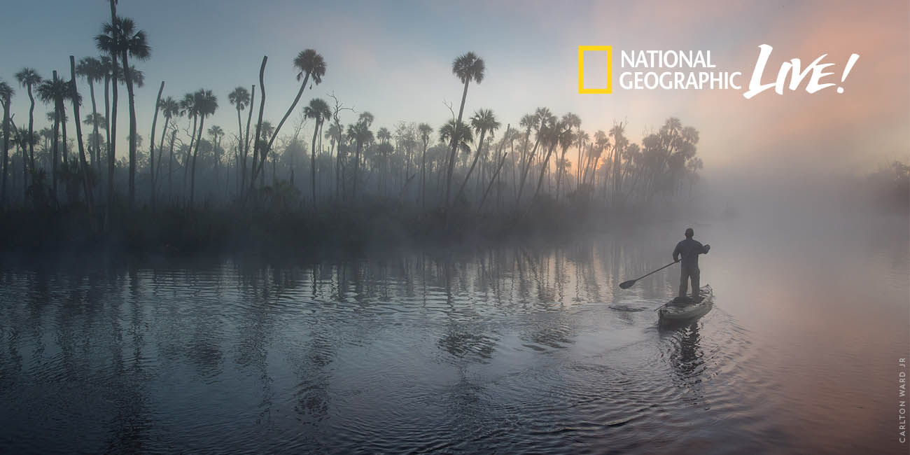 National Geographic Live: Hidden Wild - Secrets of the Everglades