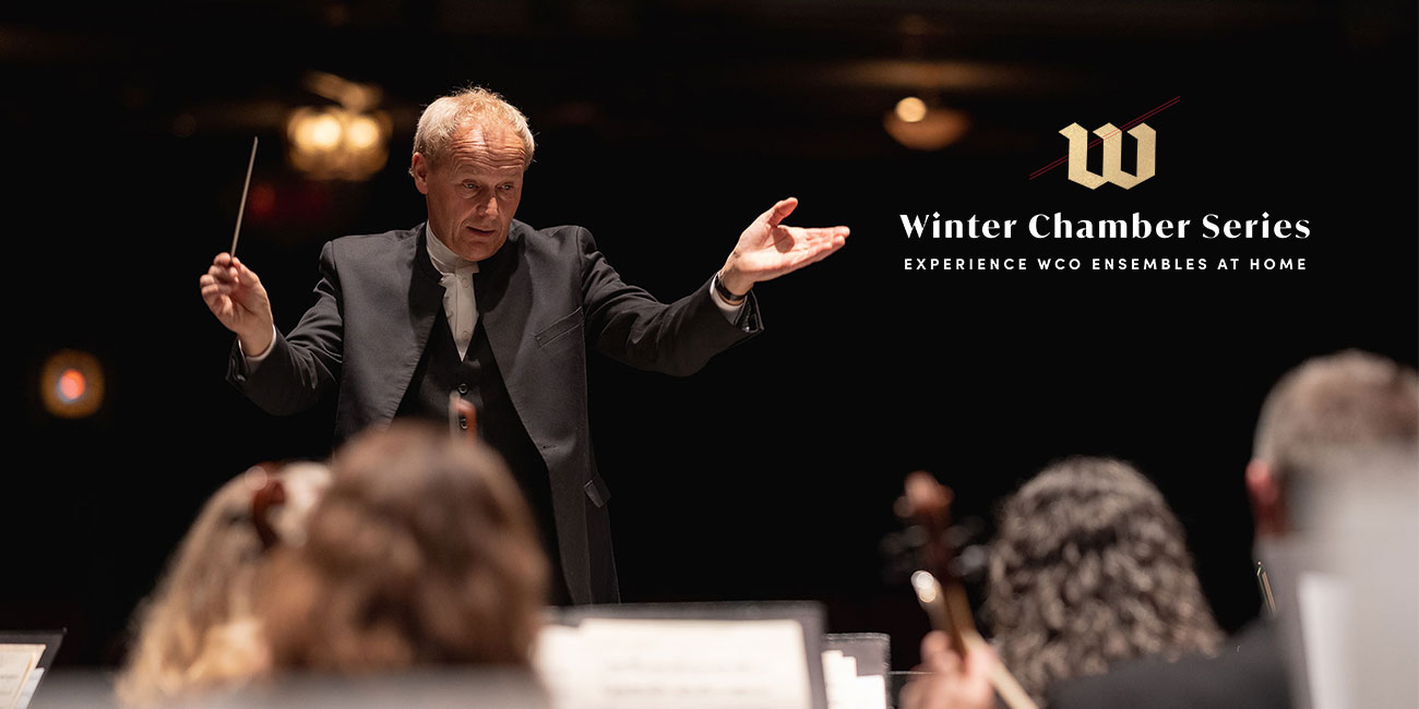 Wisconsin Chamber Orchestra - Winter Chamber Series Concert III